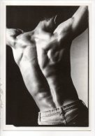 HOMME DOS NU . ÉROTISME . HOLIDAYS B & W COLLECTION - Réf. N°14715 - - Hommes