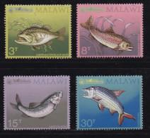 MALAWI, 1974,Mint Hinged Stamps, Fishing Sports, 212-215, #4549 - Malawi (1964-...)