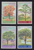 MALAWI, 1979, Mint Hinged Stamps, Trees, 320-323, #4573 - Malawi (1964-...)