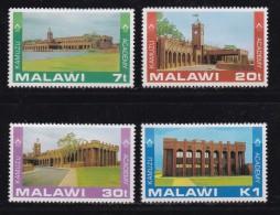 MALAWI, 1982, Mint Hinged Stamps, Kamuzu Academy, 376-379, #4587 - Malawi (1964-...)