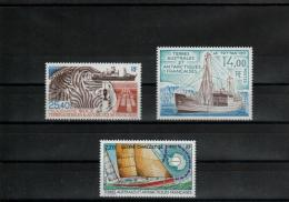 TAAF -Lot Of Unused Stamps - CV =19,00 € -- MNH (**) - Unused Stamps