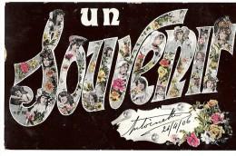 D12931 -  Un SOUVENIR - Cartes Postales