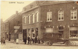 CUERNE - Dorpplaats - Auto Manufacture De Tabac, Eigenaar Vanluchene Likeuren & Tabac ( Winkel ) - Kuurne