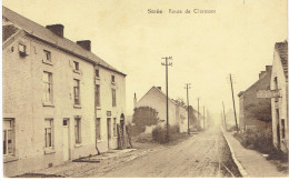Strée Route De Clermont - Beaumont