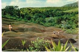 Ile Maurice - Mauritius - Chamarel - La Terre 7 Couleurs - Maurice