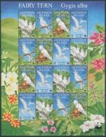 Ascension 1999 WWF Naturschutz Seeschwalbe 786/89 ZD-Bogen Postfrisch (SG26233) - Ascension (Ile De L')