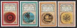 COCOS Keeling Islands - Anciennes Monnaies De L'ile - 4v  Neuf*** (MNH) CV €12.50 - Cocos (Keeling) Islands