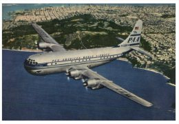 (110) Avion - Airplane - Pan American World Airways Strato Clipper - 1946-....: Era Moderna