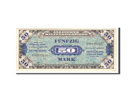 Allemagne, 50 Mark, 1944, KM:196b, Undated, TTB+ - 50 Mark