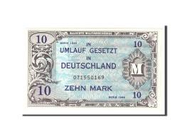 Allemagne, 10 Mark, 1944, KM:194b, Undated, SPL - [ 5] Ocupación De Los Aliados