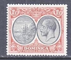 DOMINICA  69   * - Dominica (...-1978)