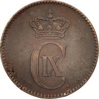 Danemark, Christian IX, 2 Öre, 1875, TTB, Bronze, KM:793.1 - Denemarken