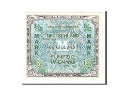Allemagne, 1/2 Mark, 1944, KM:191a, Undated, SUP - 1/2 Mark