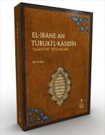 ISLAM SUFISM ARABIC TURKISH Ebu Bekr Ibn Furek Ibane An Turuki'l K'asıdin - Bücher, Zeitschriften, Comics