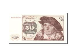 République Fédérale Allemande, 50 Deutsche Mark, 1980, KM:33d, 1980-01-02,... - 50 Deutsche Mark