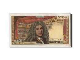 France, 500 Nouveaux Francs 1959-1966 Molière, Fayette : 60.9, 6-1-1966, SUP - 1959-1966 Nouveaux Francs