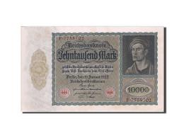 Allemagne, 10,000 Mark, 1922, KM:71, 1922-01-19, SPL - [ 3] 1918-1933 : République De Weimar