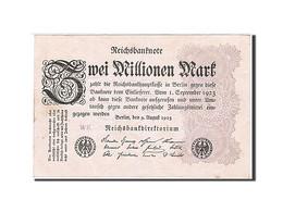 Allemagne, 2 Millionen Mark, 1923, KM:103, 1923-08-09, TTB - 2 Millionen Mark