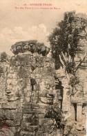 ANGKOR THOM - Une Des Tours à Face Humaine Du Bayon - Cambodge