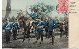 - FRANCE (54) - CPA Ayant Voyagé Gare DEUTSCH-AVRICOURT 20-7-1910 - Armée Allemande - Hussards En Manoeuvre - - France