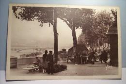 LYON   --- Le  Quai De La Guillotiere - Lyon