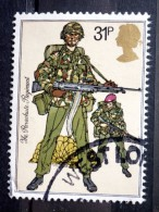 Great Britain - 1983 - Mi.nr.960 - Used - British Army - The Parachute Regiment - 1952-.... (Elizabeth II)
