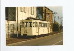 A TRAZEGNIES 140 SUR LA LIGNE 41 DE LA SNCV 13 10 1984 AUTORAIL ART 89 . CETTE LIGNE EST FERMEE DE TRAZEGNIES A JUMET - Courcelles
