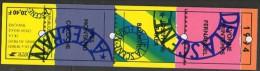 Timbres - Vedettes De La Scène Et De L' Ecran - Faciale 16.80 Fr (valeur 2.56 €) - Bloc N° 2903 - Booklets