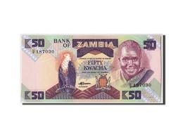 Zambie, 20 Kwacha, Non Daté (1980-88), KM:27e, NEUF - Zambia