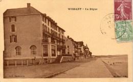 WISSANT : La Digue - Wissant