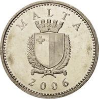 Malte, 25 Cents, 2006, Franklin Mint, FDC, Copper-nickel, KM:97 - Malta