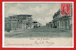 AMERIQUE  - CHILI -- IQUIQUE -- Calle De Baquedano - Chili