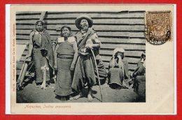AMERIQUE  - CHILI -- Mapuches , Indios Araucanos - Chili