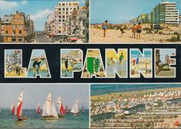 Belgien - La Panne - Pictures - 2x Nice Stamps - De Panne