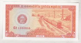 Cambogia 0.5 Riel 1979 Unc , Pick 27 - Billetes