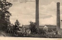 AMIENS  :   La Station Centrale D'électricité  ,n° 23 - Amiens
