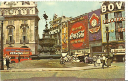Regno Unito (Inghilterra, Great Britain) London, Piccadilly Circus, Eros Statue - Piccadilly Circus