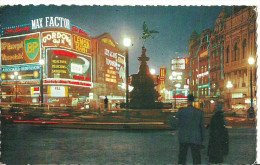 Regno Unito (Inghilterra, Great Britain) London, Piccadilly Circus, By Night - Piccadilly Circus