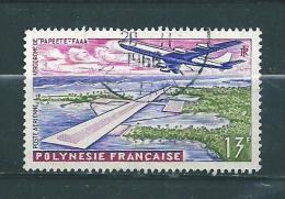 Polynésie  Poste Aérienne De 1960  N°5   Oblitéré - Oblitérés