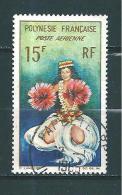 Polynésie  Poste Aérienne De 1964  N° 7  Oblitéré - Oblitérés