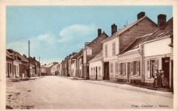 AILLY-sur-NOYE : Rue Pellieux    , - Ailly Sur Noye