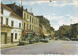 25561 ROMAINVILLE - Rue De Paris -ed Raymon- Tabac Mairie - Vieille Voiture 2cv 4L DS 3cv ;.