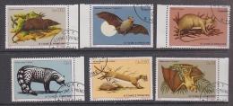Sao Tome E Principe 1981 Animals 6v Used Cto (27418) - Sao Tome En Principe