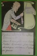 Illustrée Par A.P. JARRY - Diplôme De Tireur De Pieds De Biche - Sans Gène - Humour