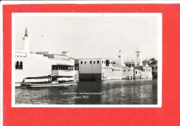 75 PARIS EXPO 1937 Cpsm Pavillon Algerie Tunisie Etats Du Levant      267 Chipault - Expositions