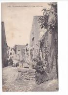 25573 Charroux-d'Allier - Une Vieille Rue - édit. V.D.C. Veuve Durand - E.L.D 8367 -puits - France