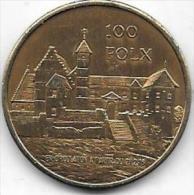 100 FOLX 1983 JAUCHE - Gemeentepenningen