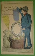 Illustrée - Médaille - Ton Rêve - L'ayant Trouvée Ce Matin, Je Te L'envoie De Suite - Humour