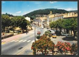 LES ARCS Le Boulevard Gambetta (La Cigogne Hachette) Var (83) - Les Arcs