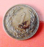 1 Filler 1894 - Hongrie
